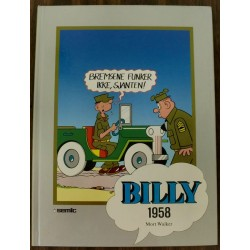 Seriesamlerklubben: Billy: 1958