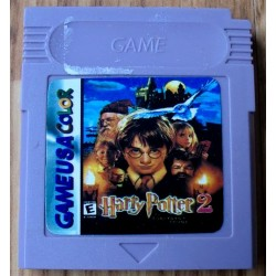 Game Boy Color: Harry Potter 2