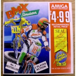 BMX Simulator (CodeMasters)