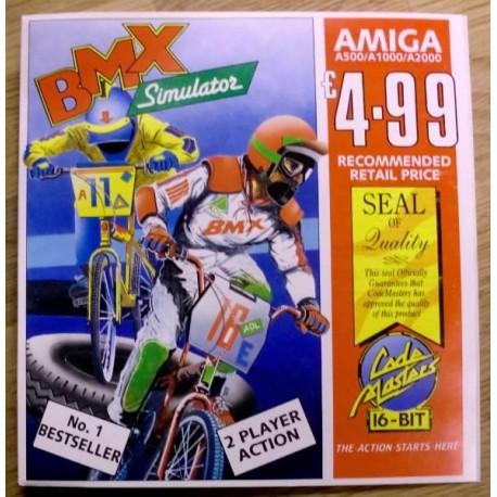 BMX Simulator (CodeMasters)