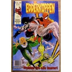 Marveluniverset: 1992 - Nr. 12 - Edderkoppen