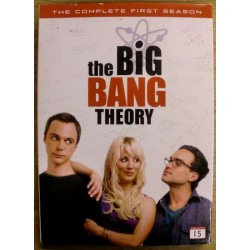 The Big Bang Theory: Sesong 1