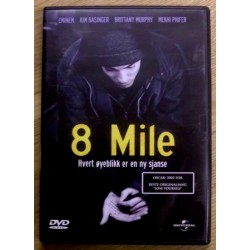 8 Mile: Hvert øyeblikk er en ny sjanse