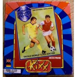 Microprose Soccer (Microprose / Kixx)