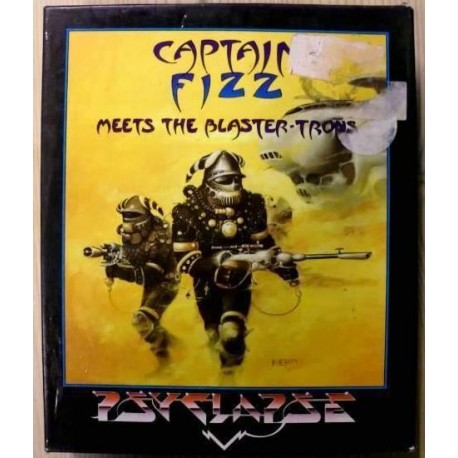 Captain Fizz Meets the Blaster-Trons (Psygnosis)