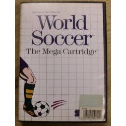 SEGA Master System: World Soccer