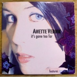 Anette Vedvik: It's Gone Too Far