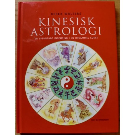 Derek Walters: Kinesisk astrologi