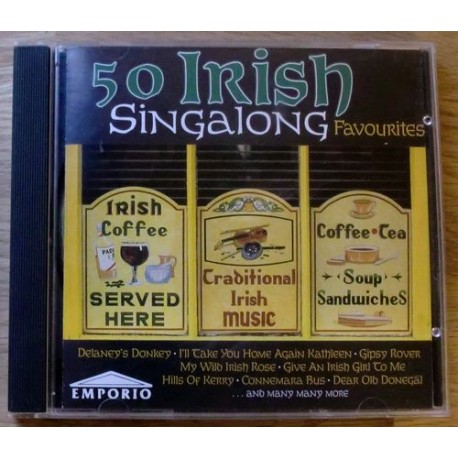 50 Irish Singalong Favourites