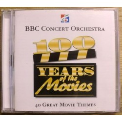 BBC Concert Orchestra: 100 Years Of The Movies