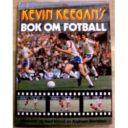 Kevin Keegan's bok om fotball (Liverpool)