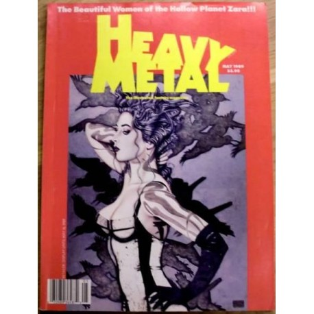 Heavy Metal: 1989 - May