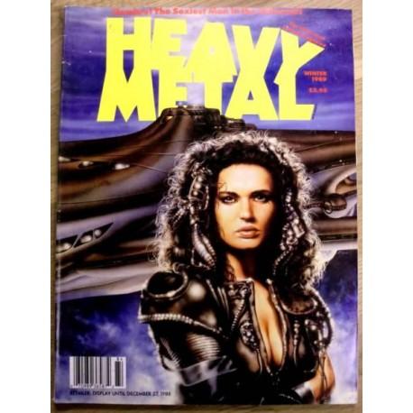 Heavy Metal: 1989 - Winter