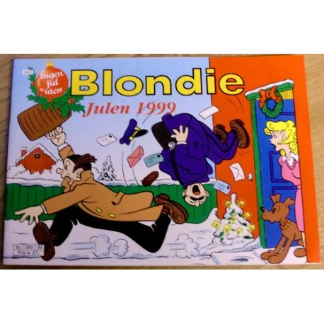 Blondie: Julen 1999