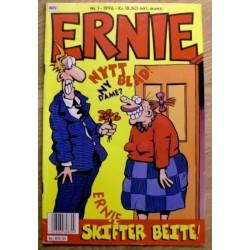 Ernie: 1996 - Nr. 1 - Første nummer!