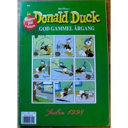 Donald Duck: God gammel årgang: Julen 1998
