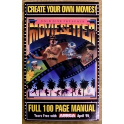 Amiga: Moviesetter: Full 100 Page Manual