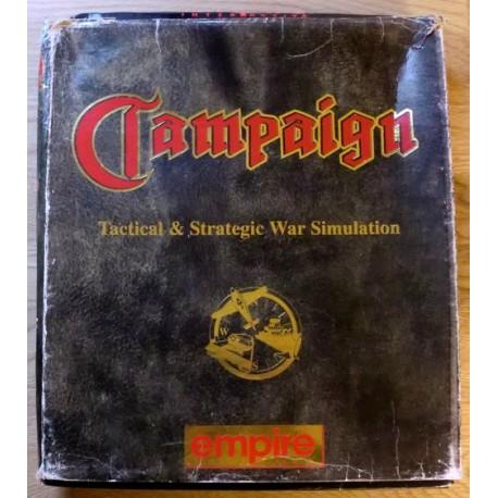 Campaign: Tactical & Strategic War Simulation