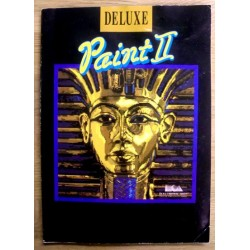 Amiga: Deluxe Paint II: Manual