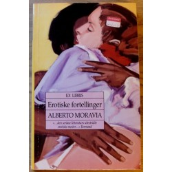 Alberto Moravia: Erotiske fortellinger