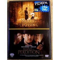 2 x Drama: Miller's Crossing og Road to Perdition