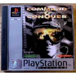 Command & Conquer (Westwood Studios)