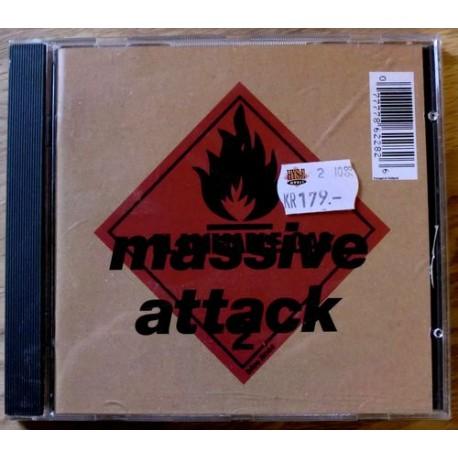 Massive Attack: Flammable Gas