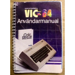 Commodore VIC-64: Användarmanual
