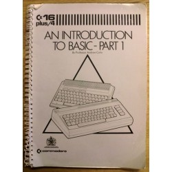 Commodore C16/Plus4: An Introduction to Basic - Part 1
