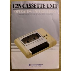 Commodore: C2N Cassette Unit