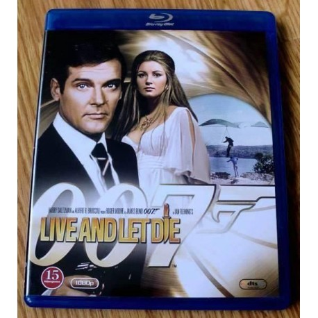 James Bond 007: Live and Let Die