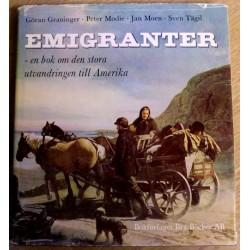 Emigranter: En bok om den stora utvandringen til Amerika