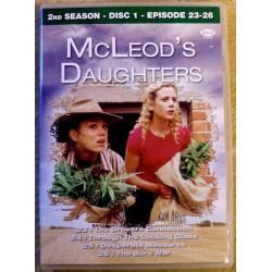 McLeod's Daughters: Sesong 2 - Episode 23-26