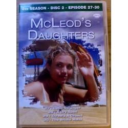 McLeod's Daughters: Sesong 2 - Episode 27-30