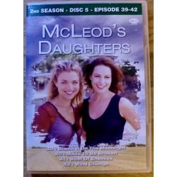McLeod's Daughters: Sesong 2 - Episode 39-42