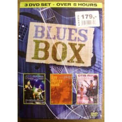Blues Box: 3 x DVD