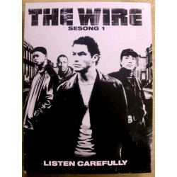 The Wire: Sesong 1