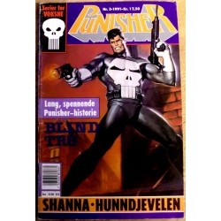 Punisher: 1991 - Nr. 3 - Blind tro