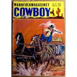 Mannfolkmagasinet Cowboy: 1968 - Nr. 15