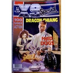 Agent X9 Spesial: 1993 - Nr. 5