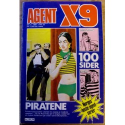 Agent X9: 1981 - Nr. 6 - Piratene