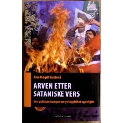 Ann-Magrit Austenå: Arven etter sataniske vers
