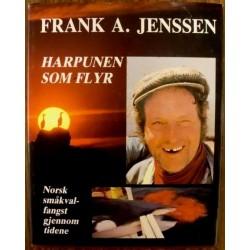 Harpunen som flyr: Norsk småkvalfangst gjennom tidene