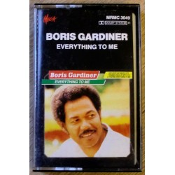 Boris Gardiner: Everything To Me