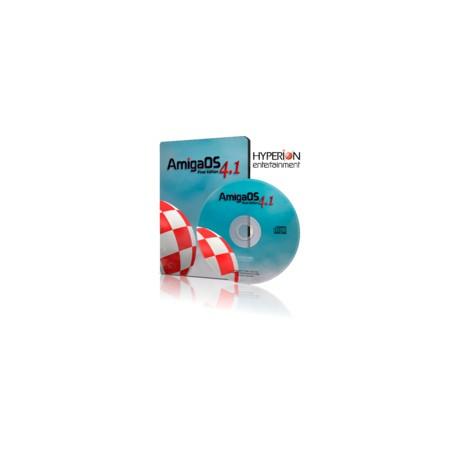 AmigaOS 4.1 Final Edition for Amiga 1200 / 4000