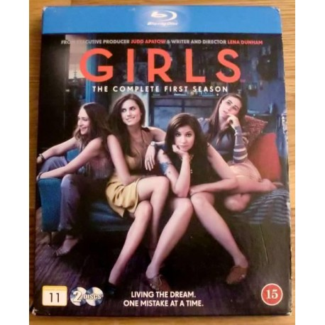Girls: The Complete First Season