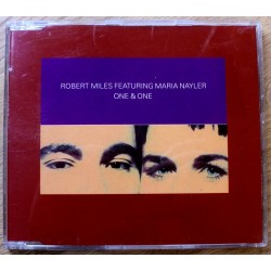Robert Miles featuring Maria Nayler: One & One