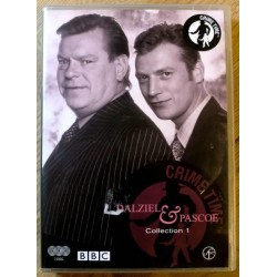 Dalziel & Pascoe: Crime Time Collection 1