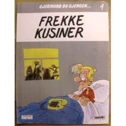 Gjermund og Gjengen: Nr. 4 - Frekke kusiner (1987)
