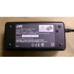 Batterilader: JVC AA-V15EG